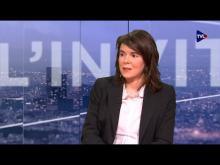 "ZOOM - Ingrid Riocreux : ""Les journalistes, des Torquemadas... bienveillants"""