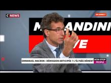 Alexandre del Valle dénonce les manif racialistes pro Traoré chez Morandini