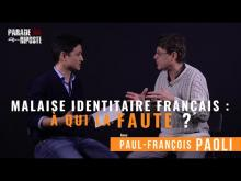 « Malaise identitaire français » : à qui la faute ?