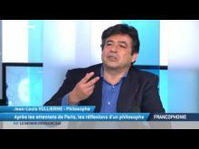 Francophonie :  Après les attentats de Paris, les réflexions d'un philosophe