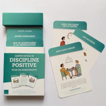 Cartes outils de Discipline Positive pour les enseignants