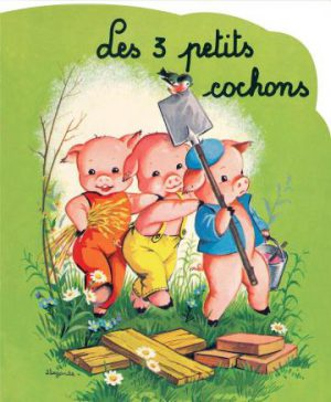 trois petits cochons lagarde