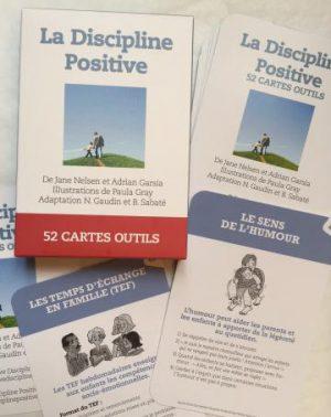 52 cartes discipline positive